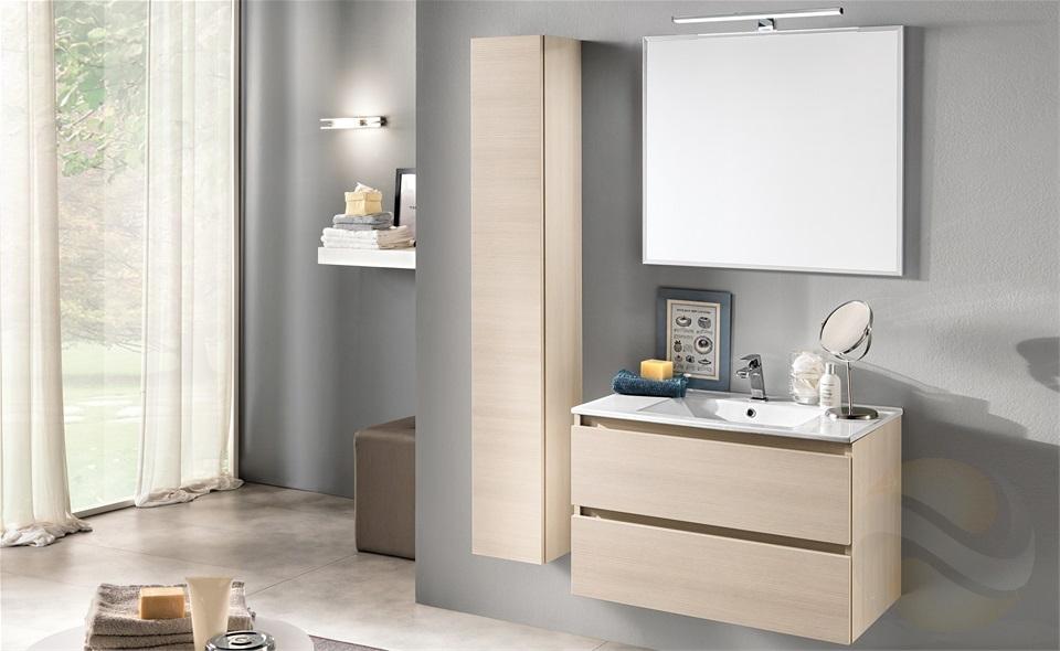 Mobile Lavabo Bagno Mondo Convenienza.Specchio Contenitore Bagno Mondo Convenienza Free Zottoz Com
